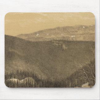Lacs perdus, rivière de Conejos, le Colorado Tapis De Souris