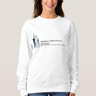 L'acte de citoyenneté d'adopté préconise le t-shirt
