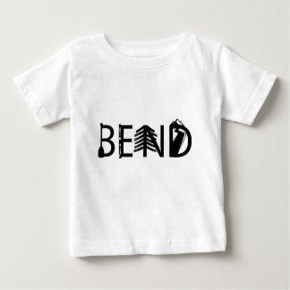 L'activité en plein air de l'Orégon de courbure T-shirt Pour Bébé