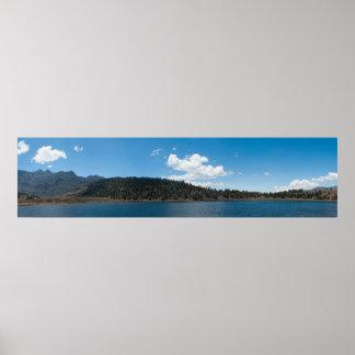Lacune mucubají, de paysages du monde poster