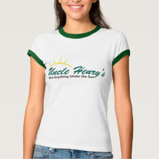 Ladies T-Shirt d'oncle Henry