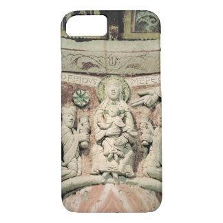 L'adoration des Magi, capital de colonne (pierre) Coque iPhone 7