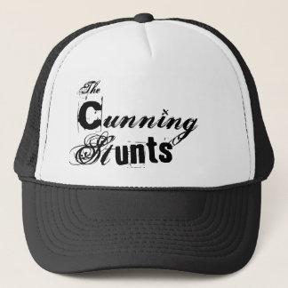 L'adresse arrête le casquette