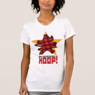 L'adulte de mouvement et badinent tous les styles t-shirt