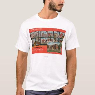 Lafayette, Indiana - université de Purdue T-shirt