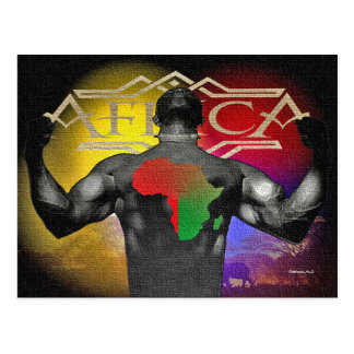 L'Afrique Cartes Postales