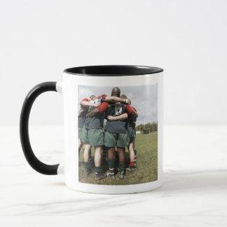 L'Afrique du Sud, Cape Town, club faux 2 de rugby Mug