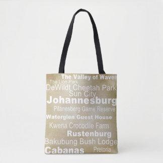 L'Afrique du Sud Fourre-tout Sac