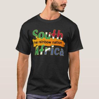 L'Afrique du Sud : la nation d'arc-en-ciel T-shirt