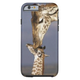 L'Afrique, Kenya, masai Mara. Girafes (girafe Coque iPhone 6 Tough