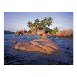 L'Afrique, l'Océan Indien, Seychelles, Praslin Carte Postale