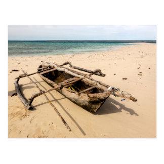L'Afrique, Mozambique, île de Mogundula Carte Postale
