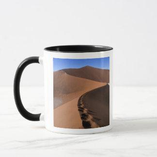 L'Afrique, Namibie, parc national de Namib Mug