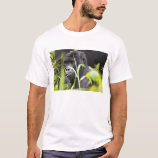 L'Afrique, Ouganda, ressortissant impénétrable de T-shirt