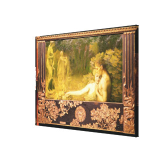 L'âge d'or, 1897-98 toiles
