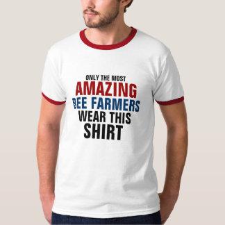 L'agriculteur de l'abeille le plus extraordinaire t-shirt
