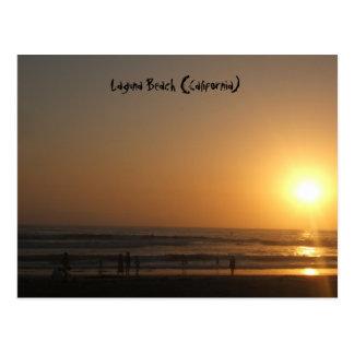 Laguna Beach de carte postale (la Californie)