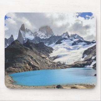 Laguna De Los Tres, parc national de visibilité Tapis De Souris