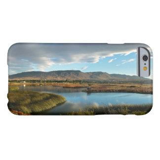 Lagune de Nimez à l'heure d'or Coque iPhone 6 Barely There