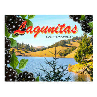 "Lagunitas, ""une telle tendresse"" (Hass, prennent Cartes Postales"