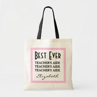 L'aide du meilleur professeur jamais tout sacs