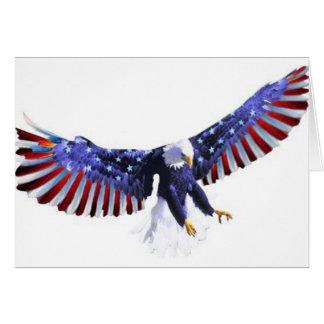 L'aigle de l'Amérique Cartes