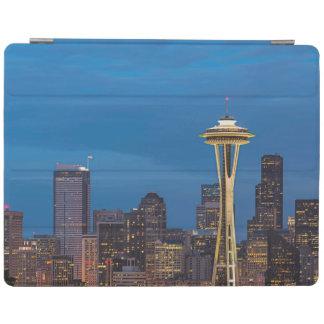 L'aiguille de l'espace et Seattle du centre Protection iPad