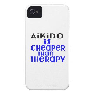L'Aikido est meilleur marché que la thérapie Coques Case-Mate iPhone 4