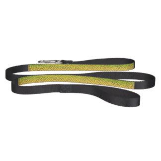 Laisse Pour Animaux Domestiques Ligne, ligne de chien, noeud celte, multicolore