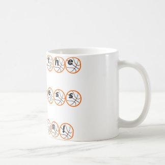 Laissez la folie commencer mug