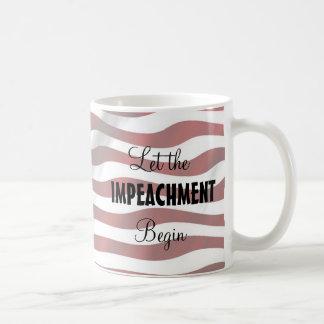 Laissez la mise en accusation commencer, anti mug