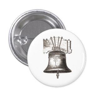 Laissez l'anneau de liberté badge