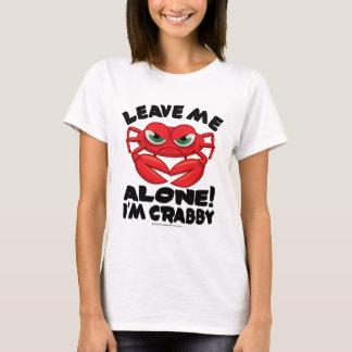 Laissez-moi seul moi suis désagréable t-shirt