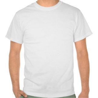 Laissez-nous chemise de sableuse de ghetto de smur t-shirt