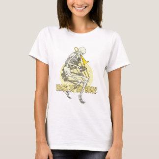 Laiton à l'os t-shirt