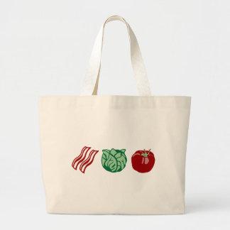 Laitue de lard et tomate - le BLT ! Grand Sac