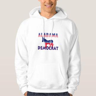 L'Alabama Démocrate Veste À Capuche
