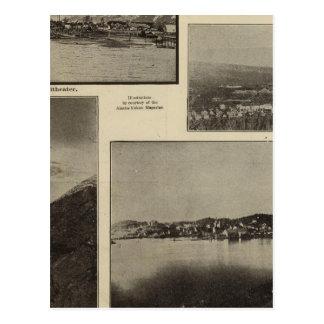 L'Alaska 7 Cartes Postales