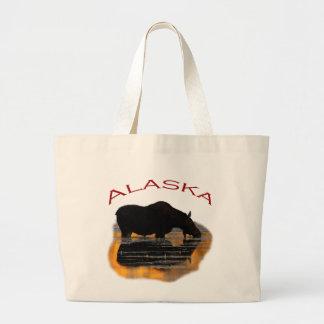 L'Alaska Sacs En Toile