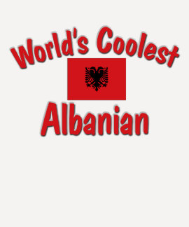 L'Albanais le plus frais T-shirts