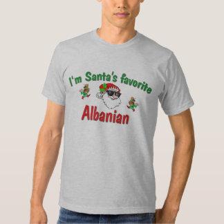 L'Albanais préféré de Père Noël T-shirt