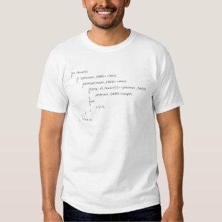 L'algorithme de Javert T-shirts