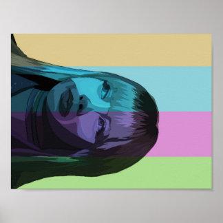Lalisa 3 de Mona Poster