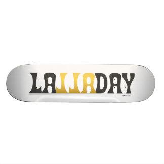 """LALLADAY (LA toute la journée) 3 - 7 7/8"""" Plateau De Skateboard"""
