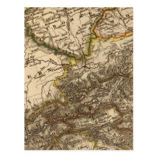 L'Allemagne et l'Autriche 3 Carte Postale