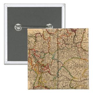 L'Allemagne et l'Autriche Badge