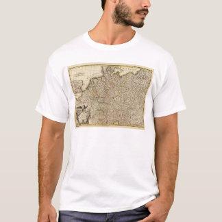 L'Allemagne et l'Autriche centrales T-shirt