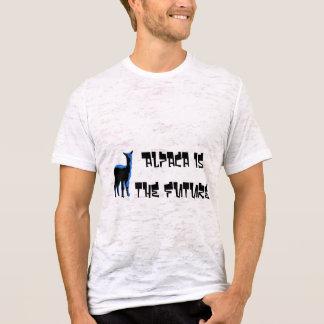 L'alpaga est l'avenir t-shirt