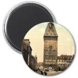 L'Altportel, Speyer, le Rhin, Allemagne Pho rare Aimants Pour Réfrigérateur