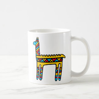 Lama-couleurs Mug
